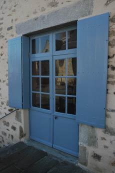 Des fenêtres d'hier et d'aujourd'hui. LalletE3R